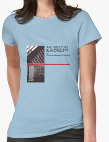 Architecture  Womens Fitted T-Shirt