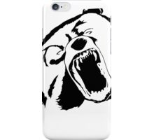 Bear Face iPhone Case/Skin