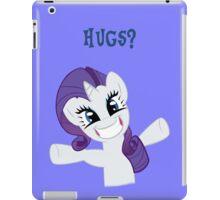 Hugs for Rarity? iPad Case/Skin
