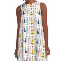 Queen Of Comedy A-Line Dress
