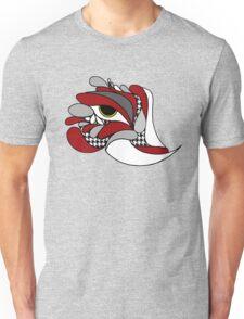 Alabama Elephant Hounds tooth Eye Unisex T-Shirt