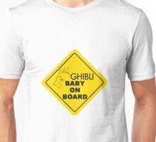 Ghibli Baby On Board Unisex T-Shirt