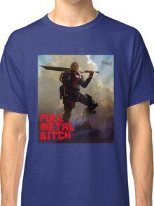 Edge of Tomorrow - Full Metal B Classic T-Shirt