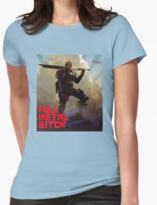 Edge of Tomorrow - Full Metal B Womens Fitted T-Shirt