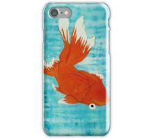 Goldfish iPhone Case/Skin