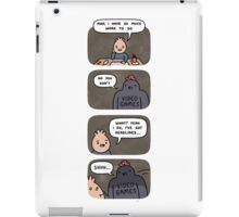 Videogame Joke iPad Case/Skin