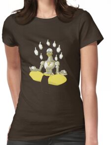 Zenyatta - To Hell with Tranquility Womens Fitted T-Shirt