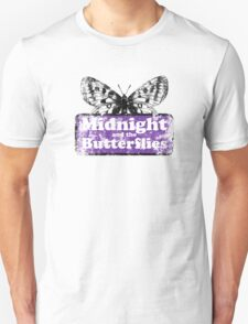 Midnight and the Butterflies Unisex T-Shirt