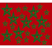 Moroccan Star Photographic Print