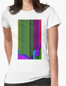Composition 2 Womens Fitted T-Shirt
