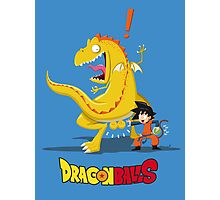 Dragon BallS Photographic Print