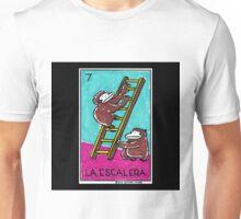Loteria Apes #7: La Escalera Unisex T-Shirt