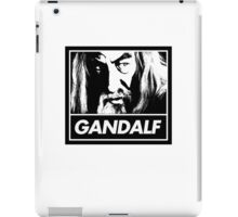 Obey Gandalf iPad Case/Skin