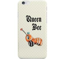 Vintage Queen Bee Phone Case iPhone Case/Skin