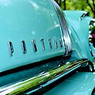 Robin Egg Blue Pontiac by Kathleen M. Daley