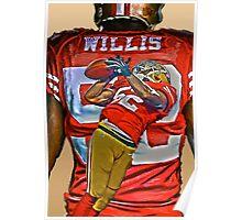 Willis! Poster