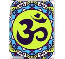 Mandala - Circle Ethnic Ornament iPad Case/Skin