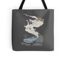 Fossils Refueled Tote Bag