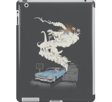 Fossils Refueled iPad Case/Skin