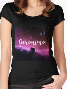 Geronimo ! Women's Fitted Scoop T-Shirt