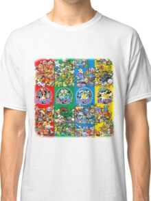 New and Old PKMN Classic T-Shirt