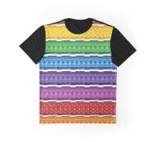 Pokeball (Inspired) - Rainbow! Graphic T-Shirt