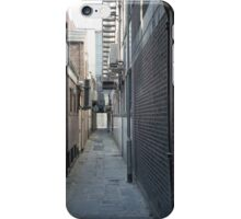 Manchester street study 1 iPhone Case/Skin