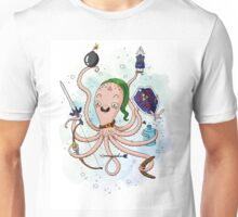 Linktopus the Link Octopus Unisex T-Shirt