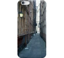 Manchester street study 2 iPhone Case/Skin