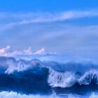 wave  clouds by Kip Nunn