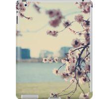 Springtime in the City iPad Case/Skin