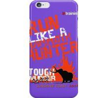 TOUGH MUDDER T-SHIRT 2014 SUNSHINE COAST iPhone Case/Skin