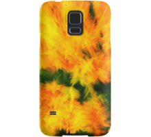 flower rush Samsung Galaxy Case/Skin