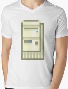 Pixel IBM Aptiva Mens V-Neck T-Shirt