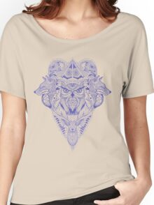 Blue Animal Ink Women's Relaxed Fit T-Shirt
