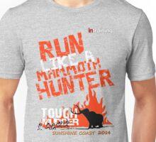 TOUGH MUDDER T-SHIRT 2014 SUNSHINE COAST Unisex T-Shirt
