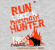 TOUGH MUDDER T-SHIRT 2014 SUNSHINE COAST Unisex T-Shirt