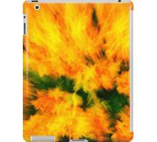 flower rush iPad Case/Skin