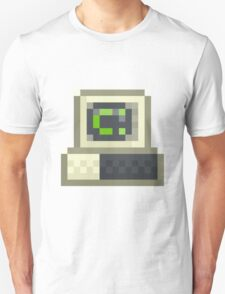 Pixel IBM PC Unisex T-Shirt