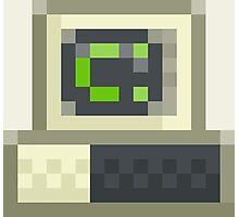 Pixel IBM PC Photographic Print