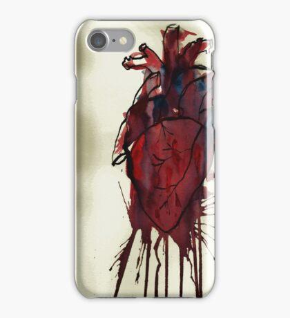 Ink Heart iPhone Case/Skin