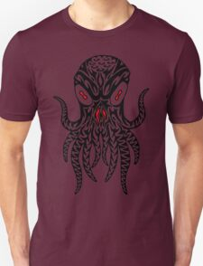 Tribal Cthulhu Unisex T-Shirt