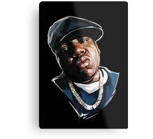 The Notorious B.I.G Metal Print