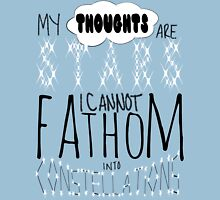 My Thoughts Are Stars Unisex T-Shirt