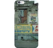 Manchester building study 2 iPhone Case/Skin
