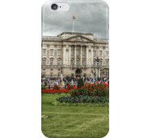 Long View of Buckingham Palace iPhone Case/Skin