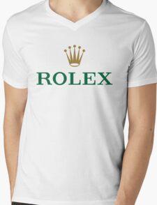 ROLEX t-shirts and merchandise Mens V-Neck T-Shirt