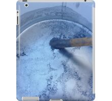 To Some Scenes  There Is A Silver Painter iPad Case/Skin