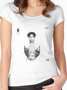 Vic Mensa Women's Fitted Scoop T-Shirt