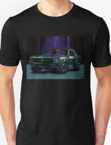 Ford Mustang 1967 Painting Unisex T-Shirt